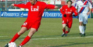 Il calciatore 29enne agisce come centrocampista offensivo
